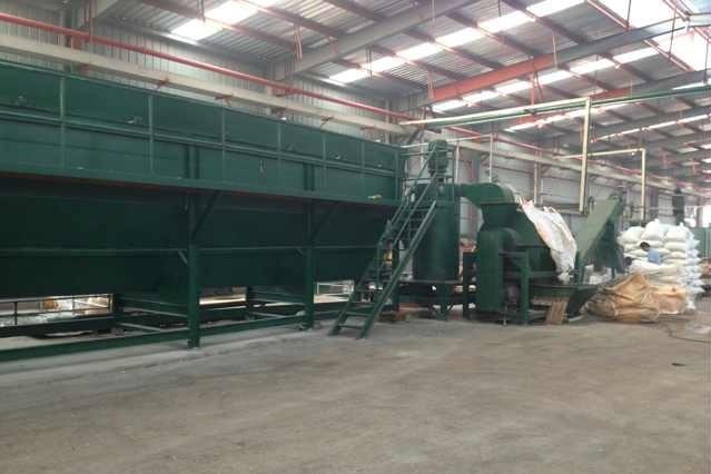 PE PP recycling machines
